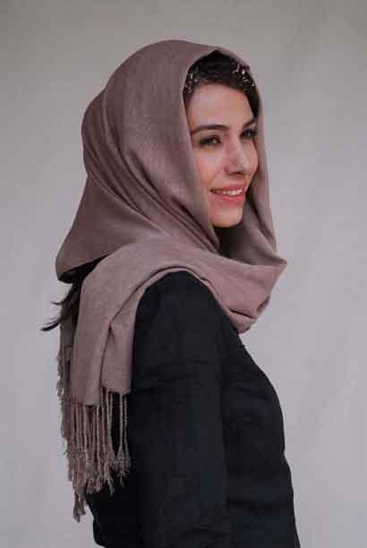 بیتا بادران بازیگر دلشکسته از چادری بودنش گفت!