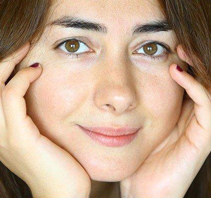 عکس های جالب و بدون آرایش هانیه توسلی